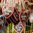 Royalty-Free Stock Photo: Gingerbread Hearts