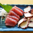 Stock Photo: Sashimi, not Sushi