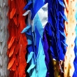 Stock Photo: Thousand Origami Cranes Senbazuru