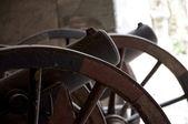 Oude kanonnen — Stockfoto