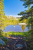 Lago colorado — Foto de Stock
