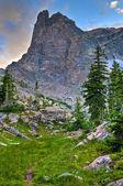 Notchtop Mountain — Stock Photo