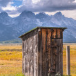 Outhouse — Stock Photo #34283255