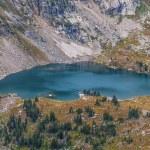 Lake Solitude Grand Tetons — Stock Photo #34510633
