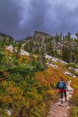 Hiking Paintbrush Canyon — Stock Photo