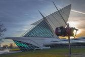 Milwaukee Art Museum — Stock Photo