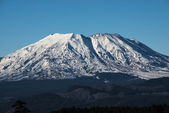 Mount st helens w pogodny dzień — Foto Stock