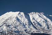 Mount St. Helens on a clear day — Stock Photo