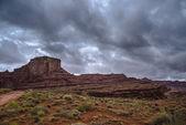 Hurrah Pass Trail Moab Utah — Stock Photo