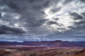 Hurrah Pass Trail Moab Utah — Photo