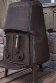 Vecchia stufa — Foto Stock