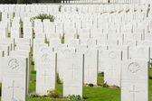 Groby wojny rzeczypospolitej we francji — Zdjęcie stockowe