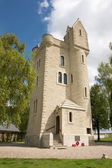 Ulster Tower War Memorial France — Stock Photo