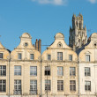 Buildings in The Grande Place Arras — Stock Photo