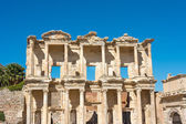 Facade Celsius Library in Ephesus, Turkey — Stock Photo