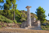 Olympia Greece ruins — Stock Photo