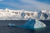 Paradise Bay Antarctica — Zdjęcie stockowe
