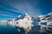 Paradise Bay Antarctica — Stock Photo