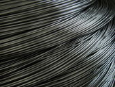 Steel wire — Stock Photo