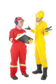 Industries Workers — Stock Photo