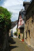 Medieval lane in Beilstein — Stock Photo
