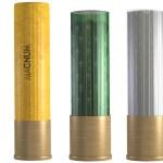 Shotgun 3d ammunition set — Stock Photo #44643691