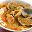 Seafood Stew — Stock Photo #12383215