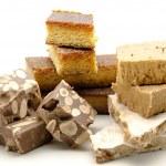 Nougat of almond — Stock Photo #12643292