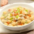 Chickpea stew — Stock Photo