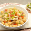 Chickpea stew — Stock Photo #12854771