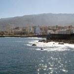 mar de Tenerife — Foto de Stock