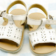 Baby shoes — Stock Photo #14174737
