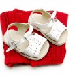 Baby shoes — Stock Photo #14174744
