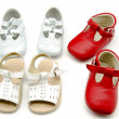 Baby shoes — Stock Photo #14174752