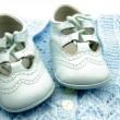 Baby shoes — Stock Photo #14174754