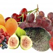 Fruit mural — Stock Photo #14552467