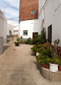 Street of Conil — Stockfoto