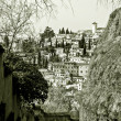 Stock Photo: Sacromonte district