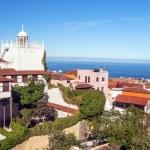 vista de villa de la orotava — Foto de Stock   #17470201
