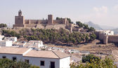 Antequera Castle — Stock Photo