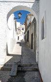 Ulica — Zdjęcie stockowe