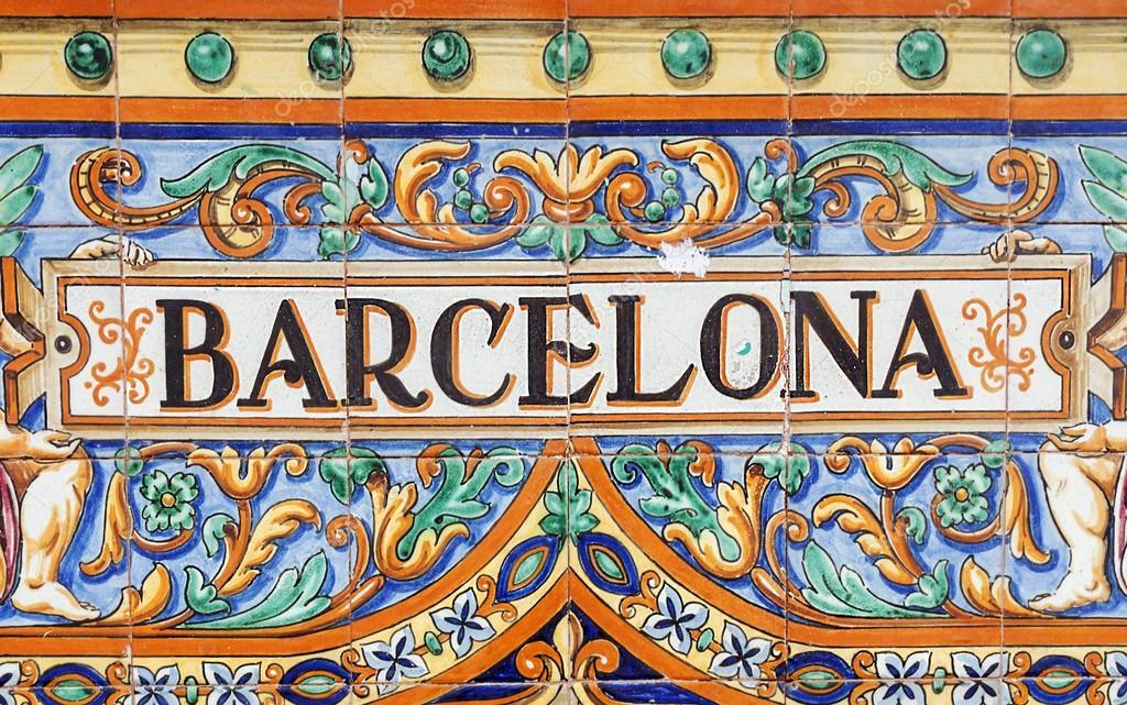 Barcelona — Stock Photo © dulsita #18322979