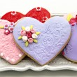 Valentine cookies — Stock Photo #18893941