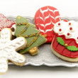 Cookies decorated - Stock Photo