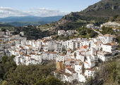 Casares village — Stock Photo