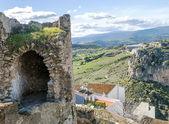 中世の城の壁 — ストック写真