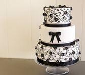 Svatební dort — Stockfoto