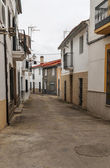 Street of Caaveral — Stock Photo