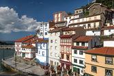 Cudillero village — Stock Photo