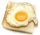 Toasted bread — Stock Photo